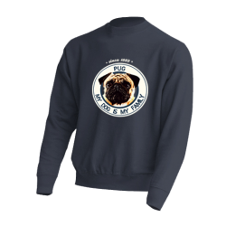 "Sudadera ""Dog Family"" Carlino"