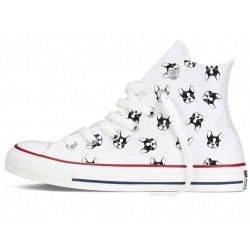 Converse All Star altas frenchieaddict