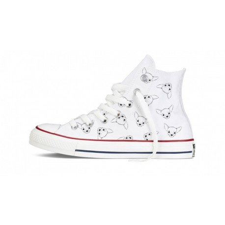Converse All Star bajas chihuahuaddict