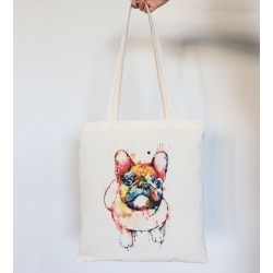 Totebag WATERCOLOR