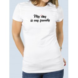 "Camiseta ""My bulldog"""