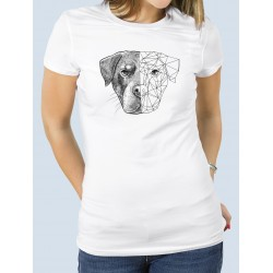 "Camiseta ""Dog Family"" Bulldog Francés"