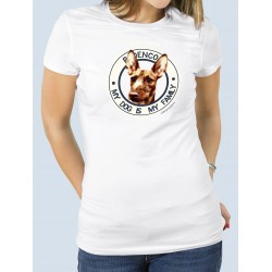 "Camiseta Podenco ""Dog Family"""