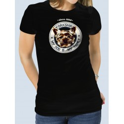 "Camiseta Yorkshire ""Dog Family"""