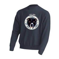 "Sudadera Pitbull ""Dog Family"""