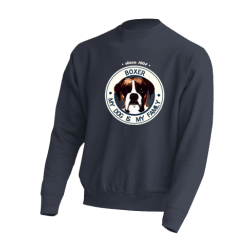 "Sudadera Boxer ""Dog Family"""